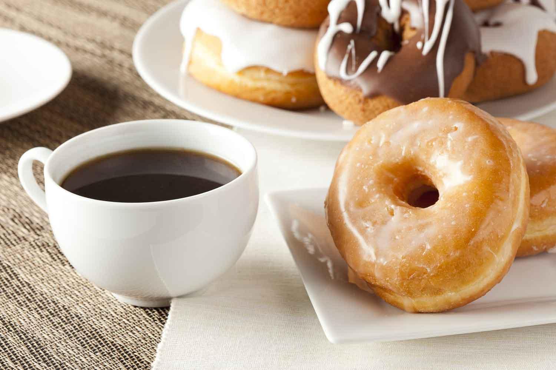 Coffee And Donuts Saint Patrick Roman Catholic Church