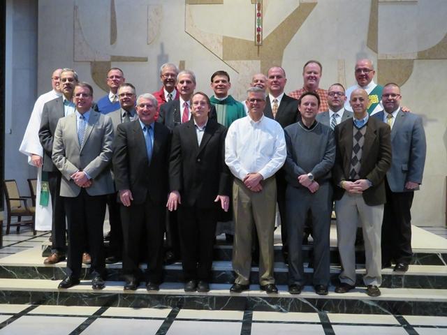 DOY Deaconate Candidates-1/21/18