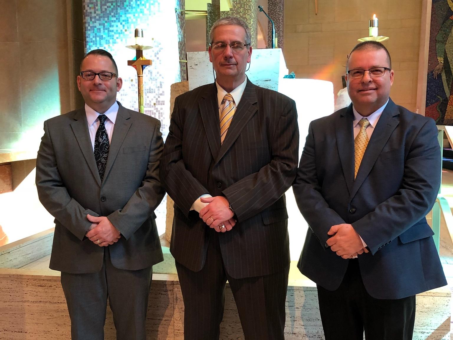 St. Pat's Deacon Candidates