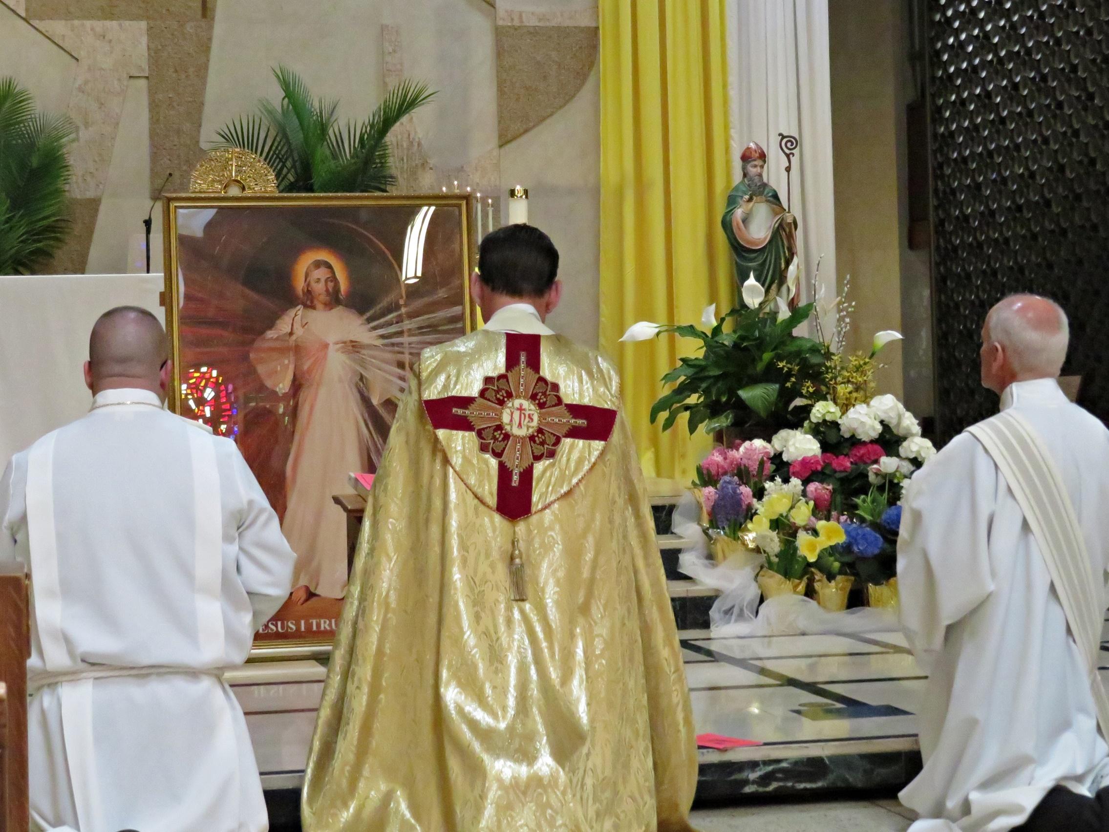 Divine Mercy Service